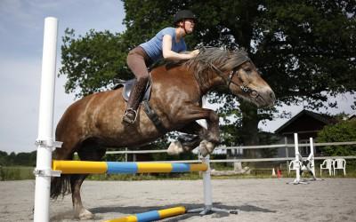 Camilla & Safir 1 juli 2012