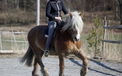 Vackra Saga och Camilla. 29 mars 2014.