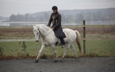 Camilla på Mille. 1 dec 2014.