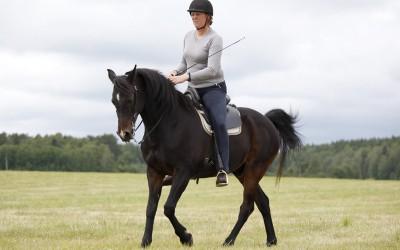 Camilla på Excell 30 juni 2014.
